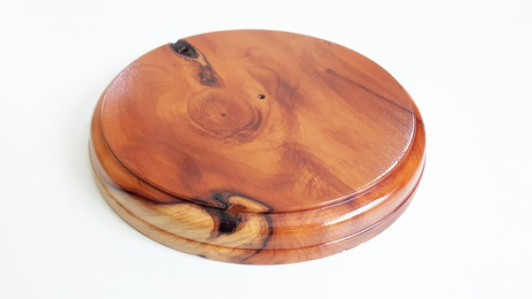 Large Hardwood Pattress Manufactured From Yew