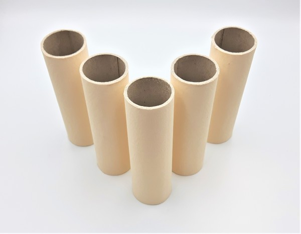 Candle Tubes Magnolia Tube Card 85mm x 26mm