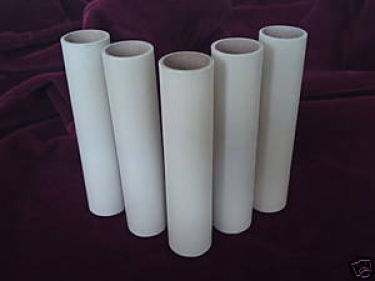 Candle Tubes-sleeves MAGNOLIA Card 120mm x 24mm x 1