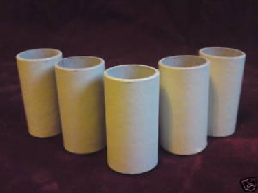 Candle Tubes Magnolia Tube Card 50mm x 24mm
