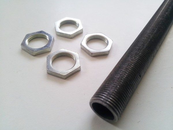 10MM THREADED HOLLOW TUBE - STEM TUBE